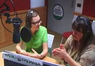 Nell'alto milanese i rom volano: Susanna Alberti e Ilaria Maria Preti su Radio Padania libera