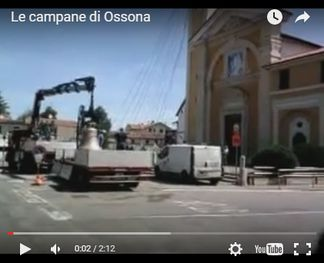 campane ossona video youtube