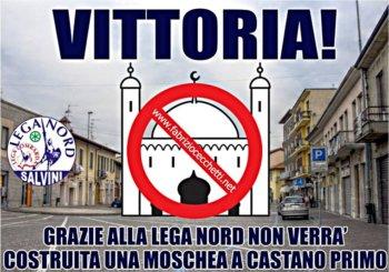 Castano Primo, moschea