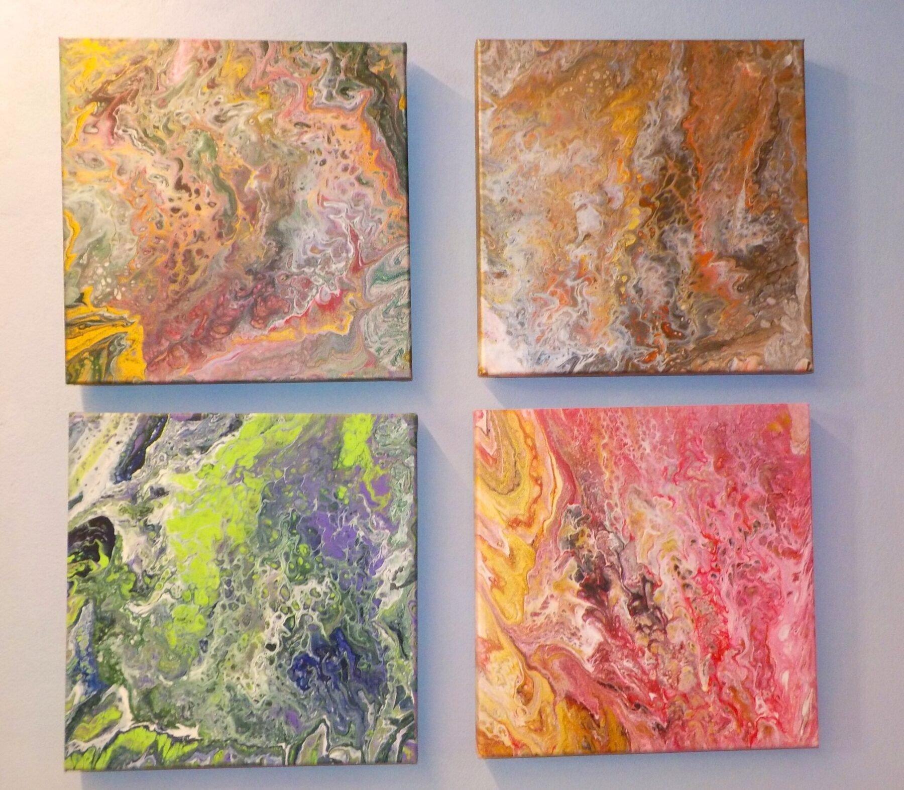 Uncategorized - Elena Rossi, l'artista che dà anima ai quadri. Il progetto per Corbetta 29/09/2020