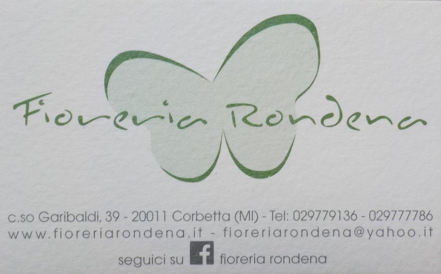 Corbetta - La fioreria Rondena: attività storica che contribuisce a rendere vivo il centro di Corbetta 14/09/2020