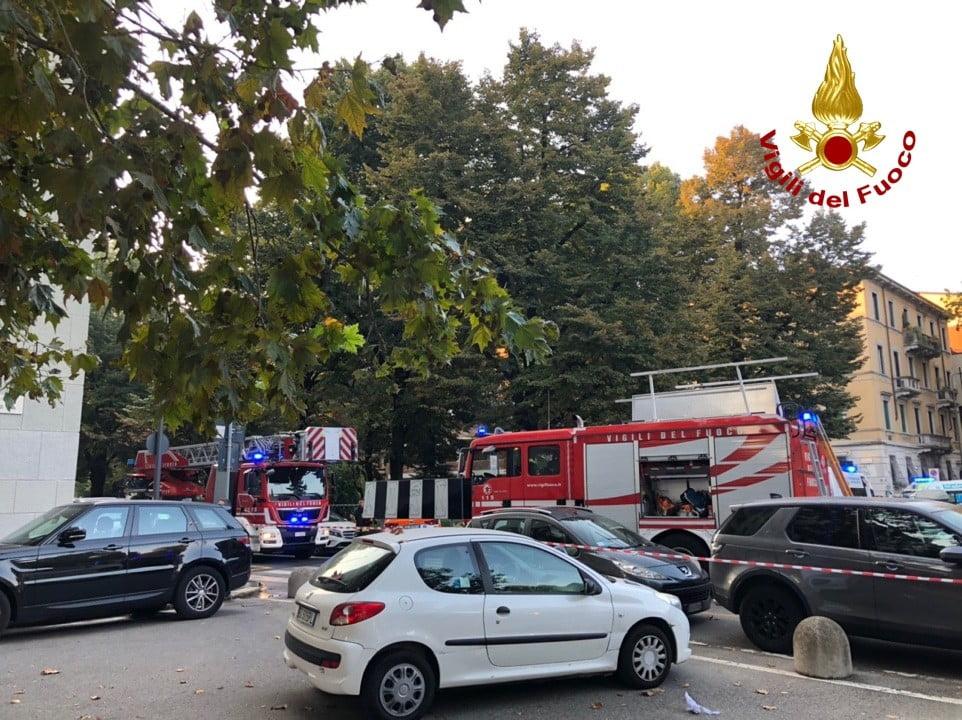 esplosione piazzale Libia Milano 5