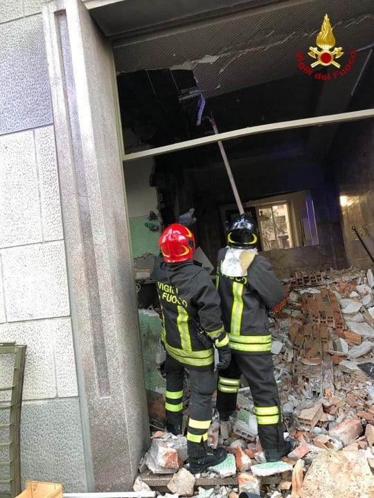 esplosione piazzale Libia Milano 4