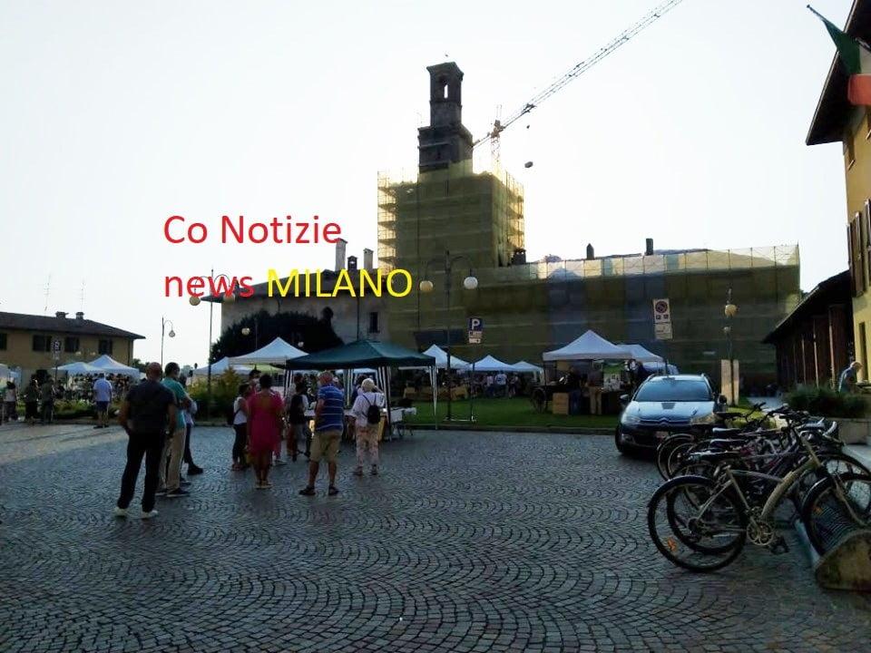 """Altomilanese - Al via l'itinerario pilota del progetto """"Castelli dell'antico Ducato di Milano"""" 06/10/2020"""