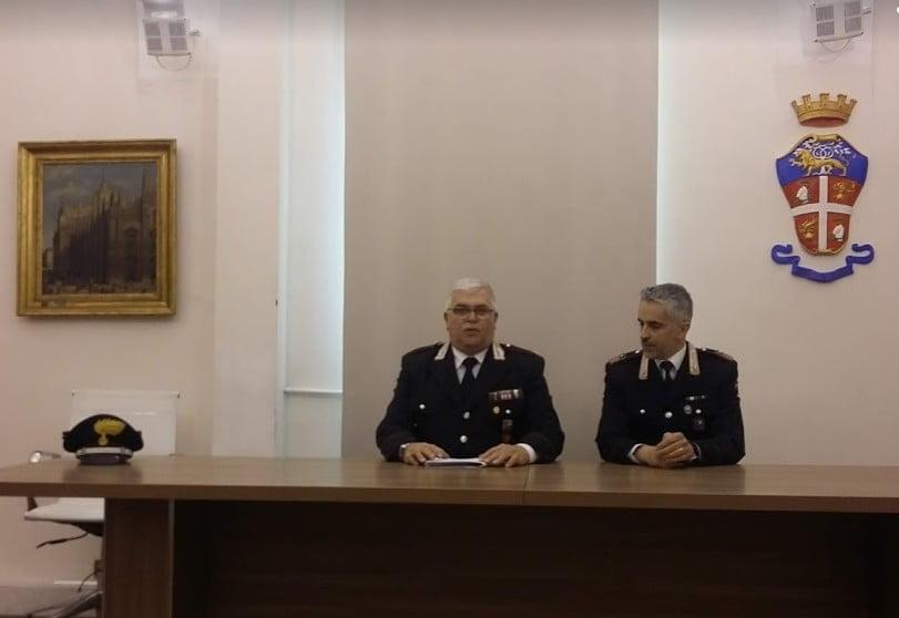 compagnia di abbiategrasso Abbiategrasso - Compagnia di Abbiategrasso. Grandi passaggi di consegne fra i carabinieri 15/09/2020