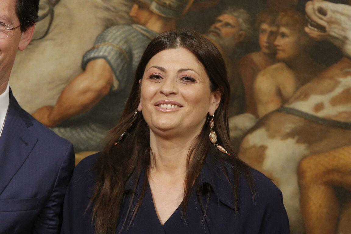 Jole Santelli presidente della regione Calabria