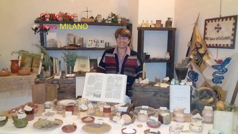 Cronaca Lombardia - Il filo della storia. L'esposizione a Vigevano 26/10/2020