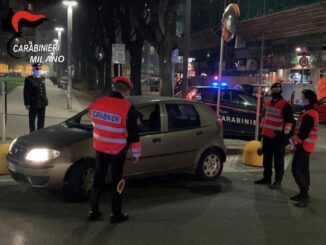 2 furti in 3 giorni: arrestato in flagranza 2 volte 2 26/11/2020 Melegnano