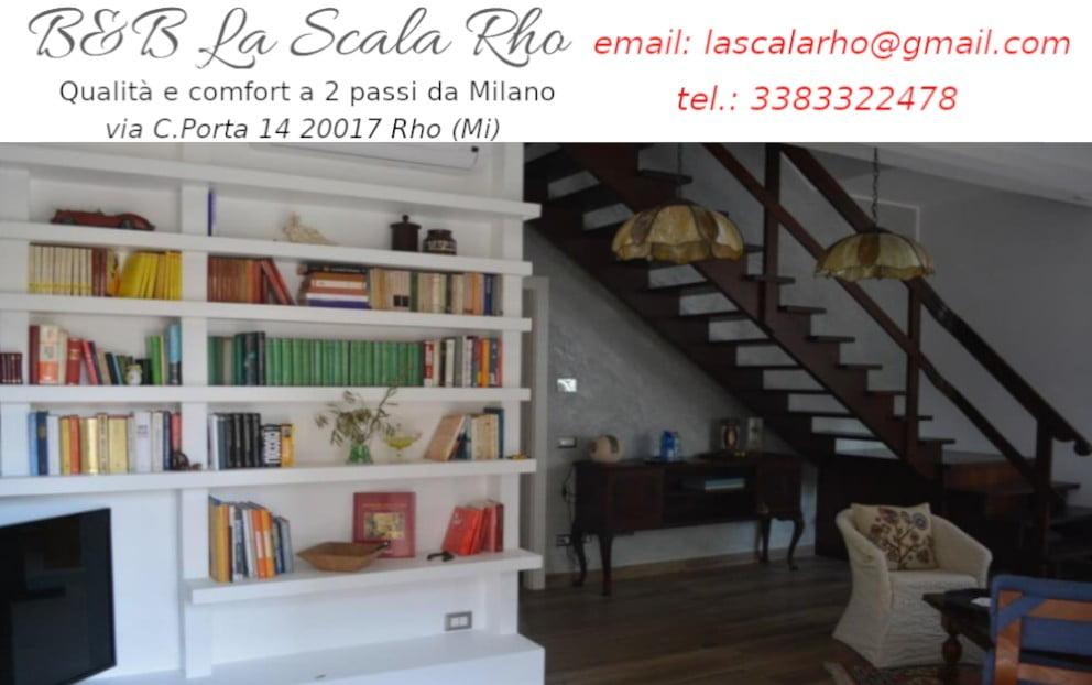 Bed & breakfast La Scala a Rho
