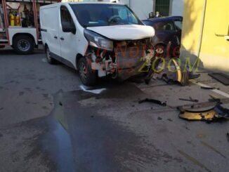 Ancora un incidente in via Piave. Corbetta 3 26/11/2020 Corbetta