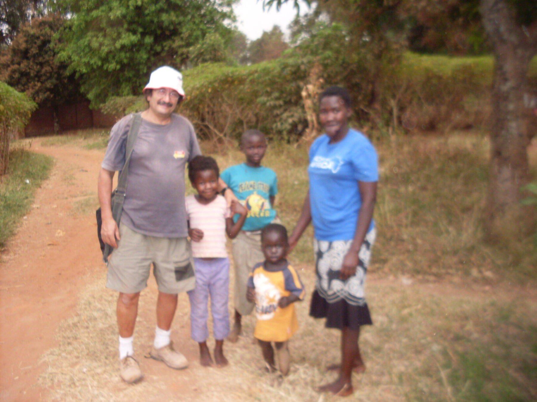 Magentino - Il Centro Missionario Magentino: ripristino dei pozzi in Uganda e il nuovo presidente Paolo Meda 18/12/2020