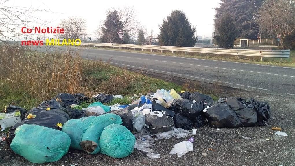 Ossona - Microdiscariche vecchie e nuove tra Ossona, Inveruno, Furato 15/12/2020
