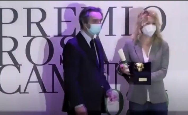 malara Cronaca Lombardia - Il Premio Rosa Camuna 2020 alla dott.ssa Annalisa Malara e alla dott.ssa Ricevuti 22/12/2020