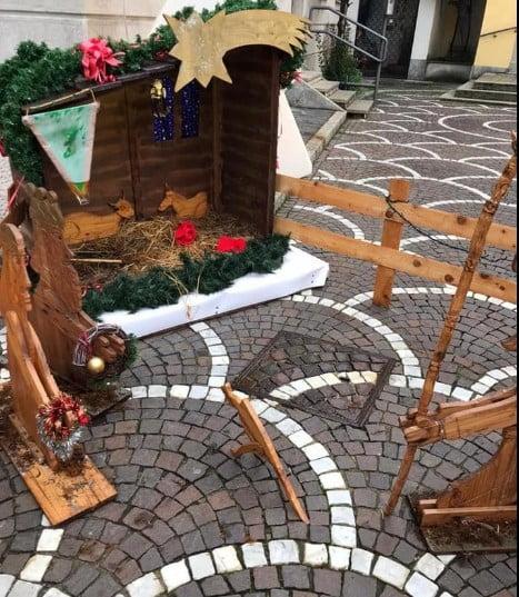 presepi Uncategorized - Rubate le statue dei Presepi a Cesano Boscone 09/01/2021