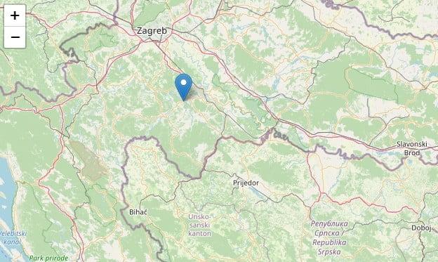terremoto in croazia Mondo - Terremoto in Croazia. Lo hanno sentito anche in Italia 29/12/2020