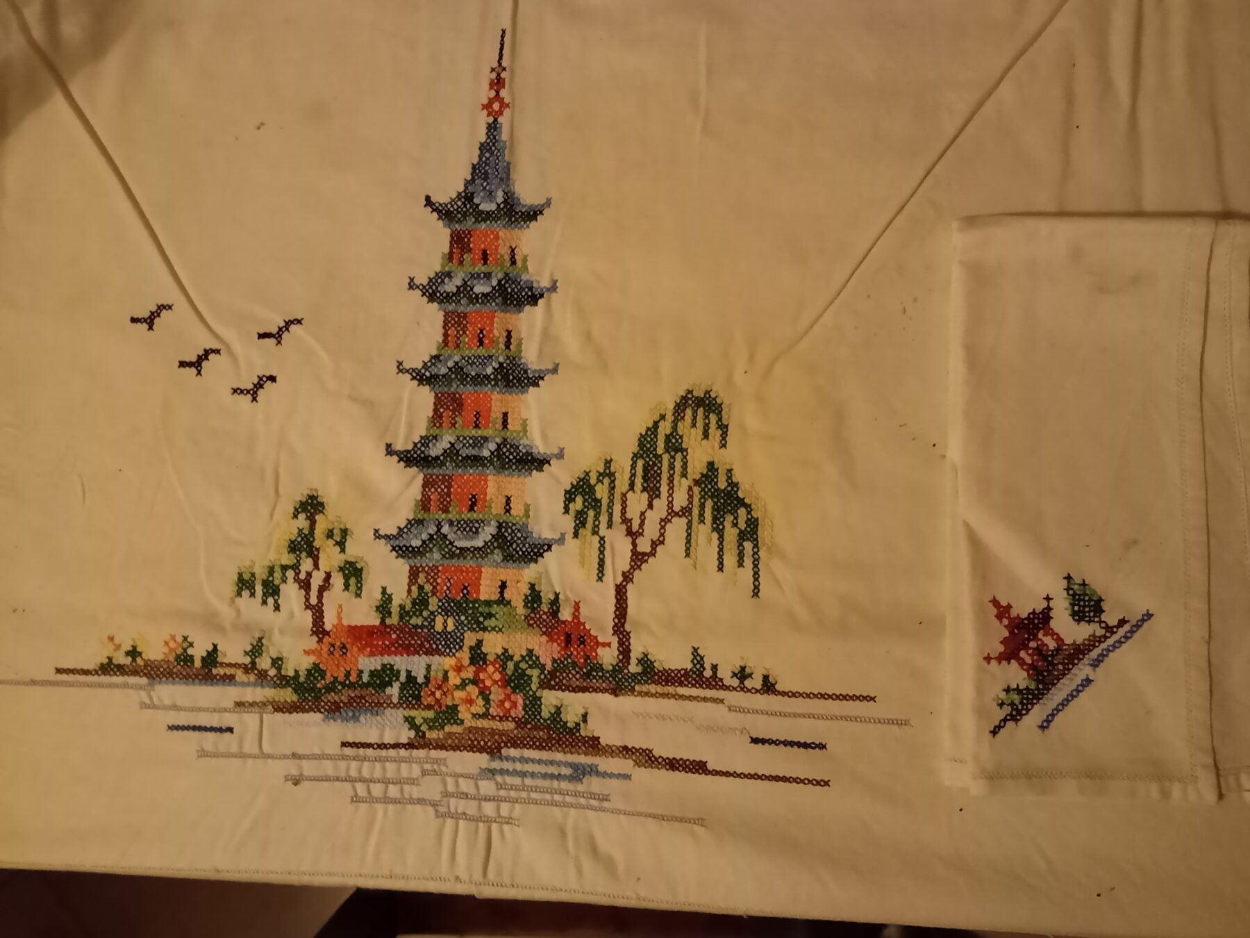 tovaglia cinese