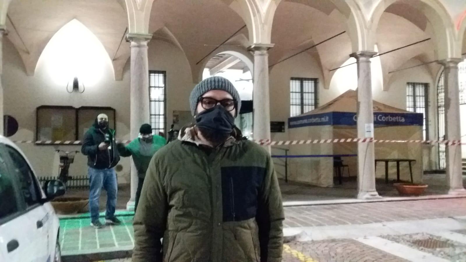 protesta dei commercianti Milano provincia - La protesta dei commercianti e dei ristoratori del Magentino a Corbetta 20/08/2021
