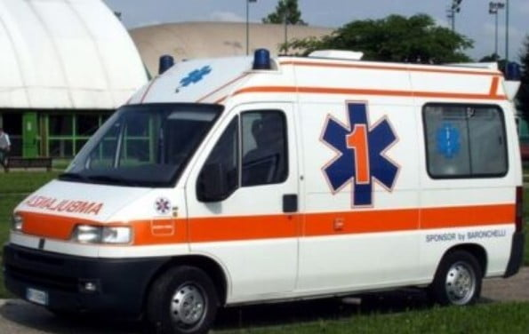 incidente Marcallo con Casone - Incidente sull'autostrada a Marcallo 15/02/2021