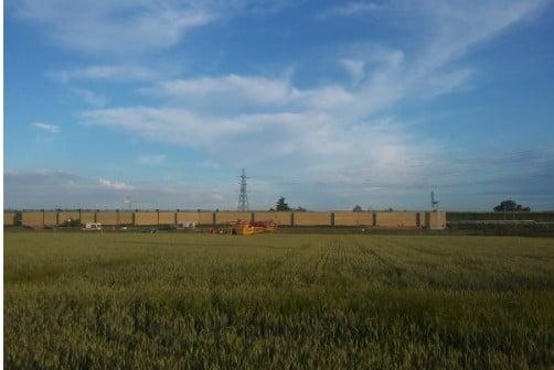viale padania Ossona - Grave incidente in viale Padania (video) 04/02/2021