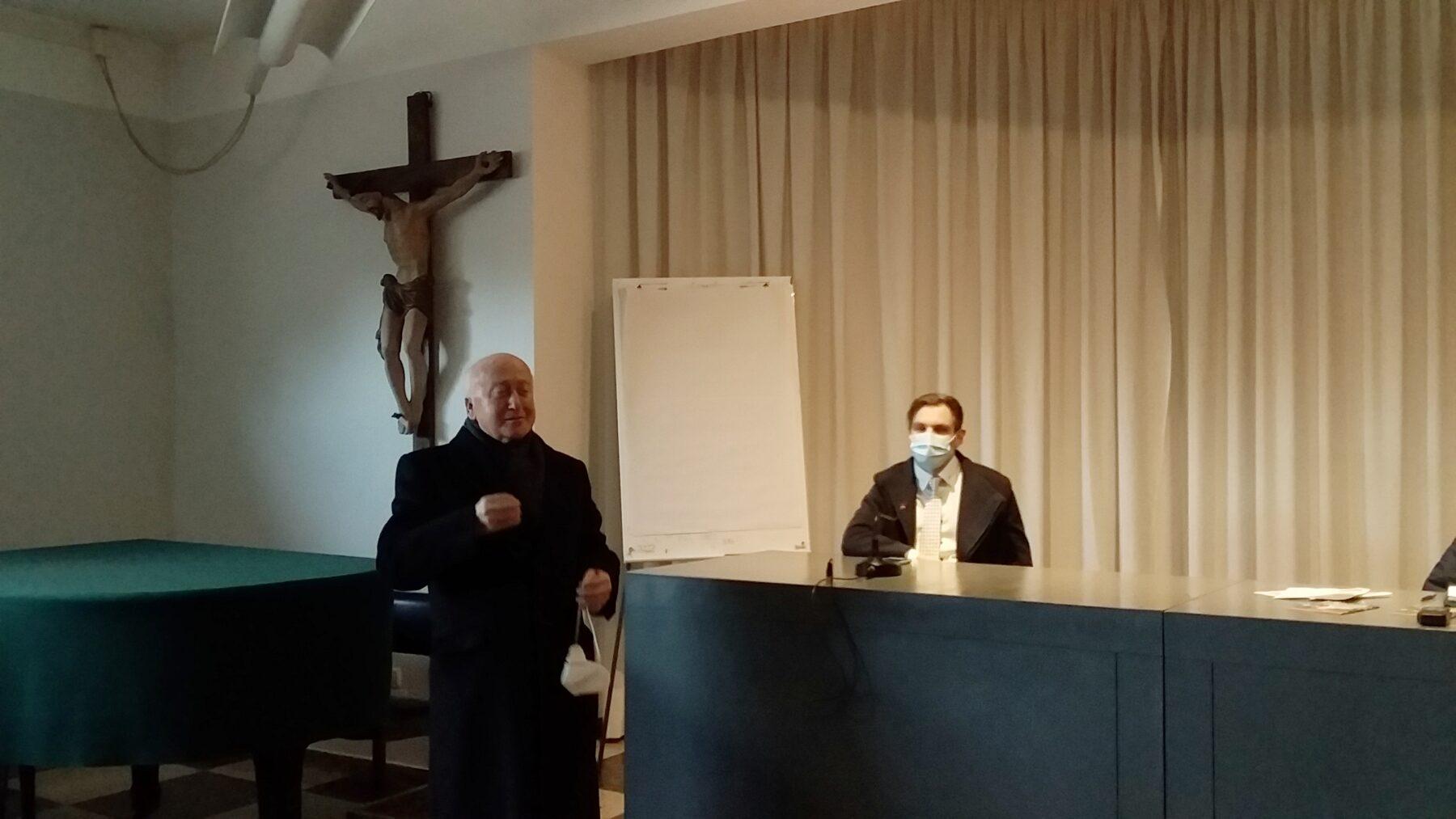 Magenta - Il Magentino si prerara a festeggiare Santa Gianna. A breve la ristrutturazione della casa a Pontenuovo 02/03/2021