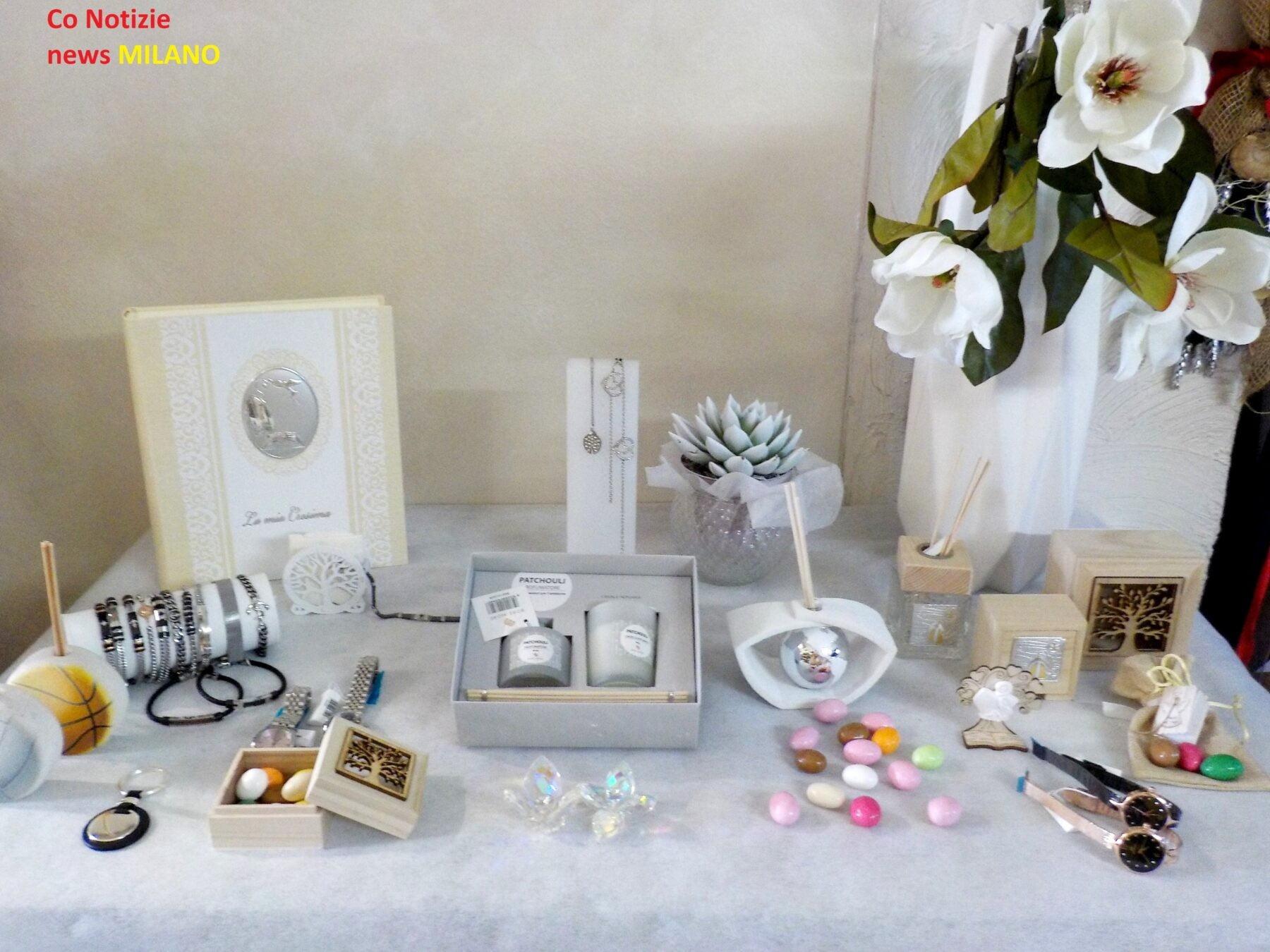 """Ossona - """"La Casa del Fiore"""" di Norina: tutto per le cerimonie e altro ancora. Ossona 18/03/2021"""