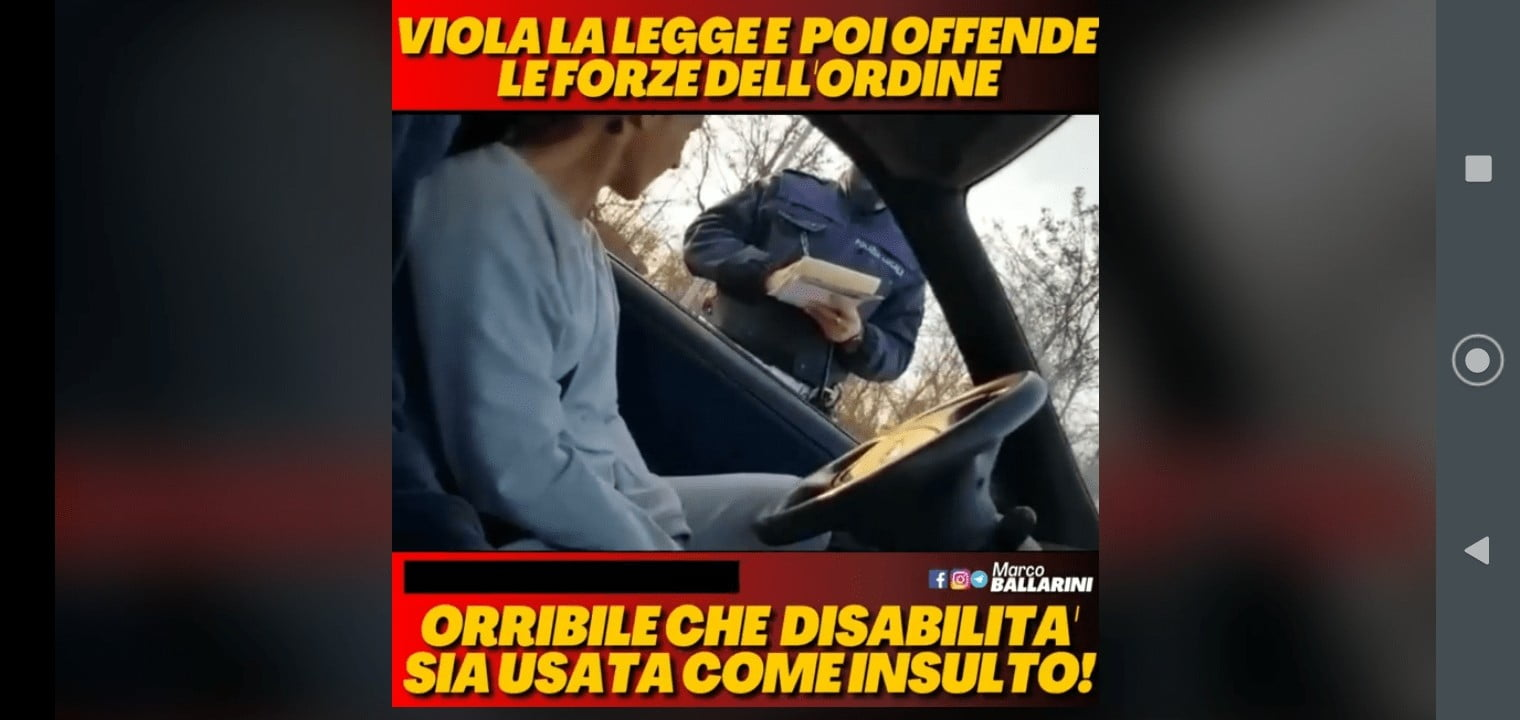 Corbetta Corbetta - Viola la legge, insulta: disabili, agenti e sindaco di Corbetta. La condanna dei rappresentanti del popolo 25/03/2021
