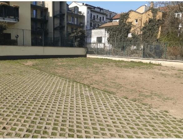 parco Uncategorized - Via Ponti. Un parco grande come un mini appartamento senza mobili 12/03/2021