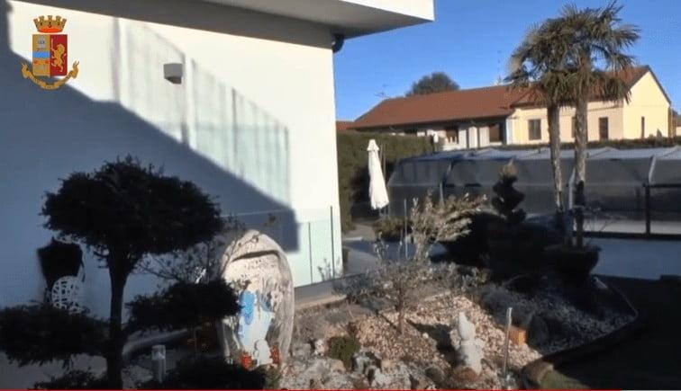 rip deal Lainate - 2 milioni di euro sequestrati ad un truffatore Rip Deal. C'è anche la Villa con piscina e sala gaming (video) 17/03/2021