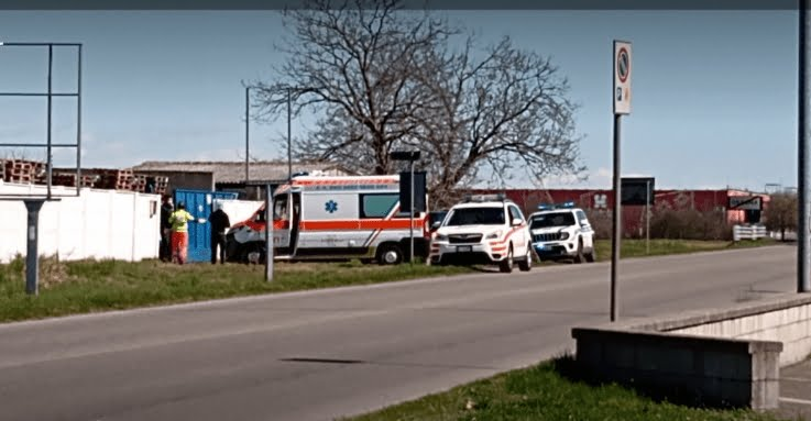 incidente sul lavoro Ossona - Incidente sul lavoro a Ossona 15/03/2021