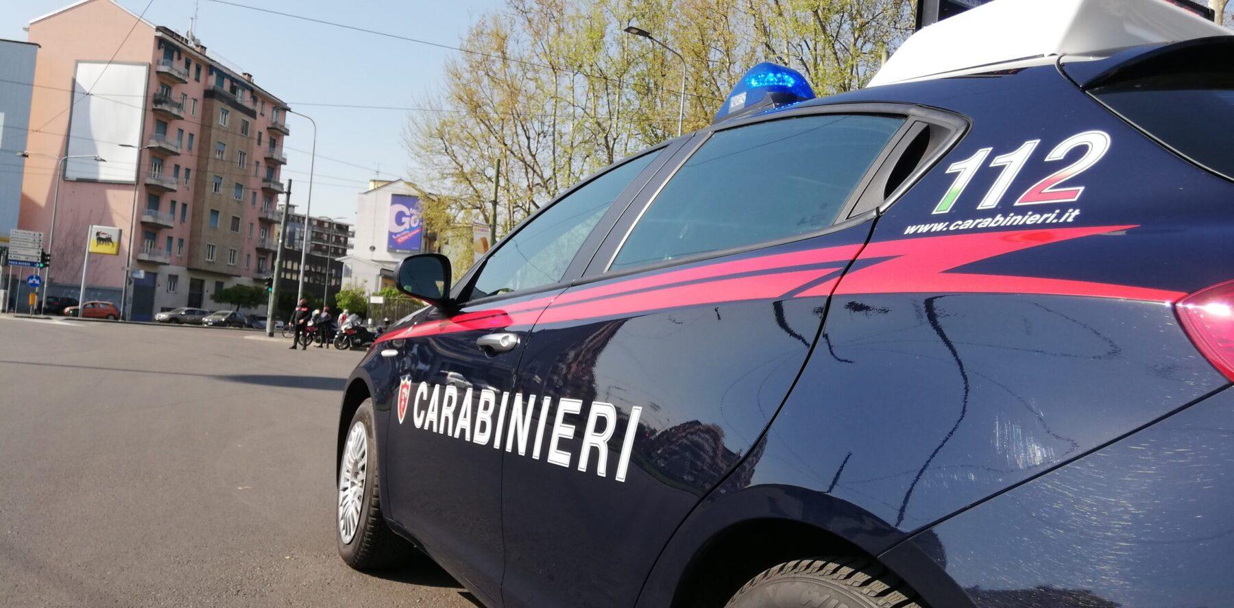 rapinatori Milano provincia - Beccati i rapinatori del supermercato. Senago 09/04/2021