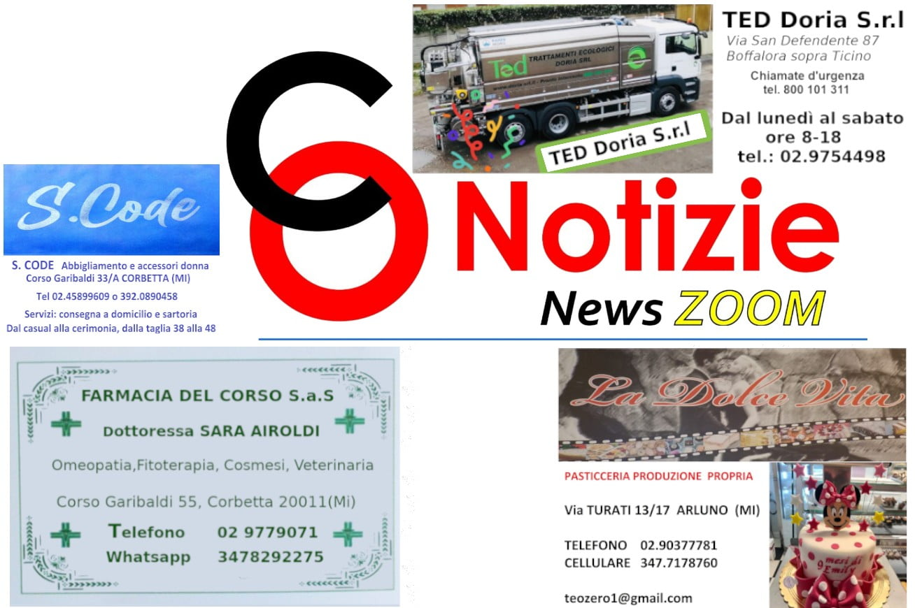 CO Notizie – News ZOOM