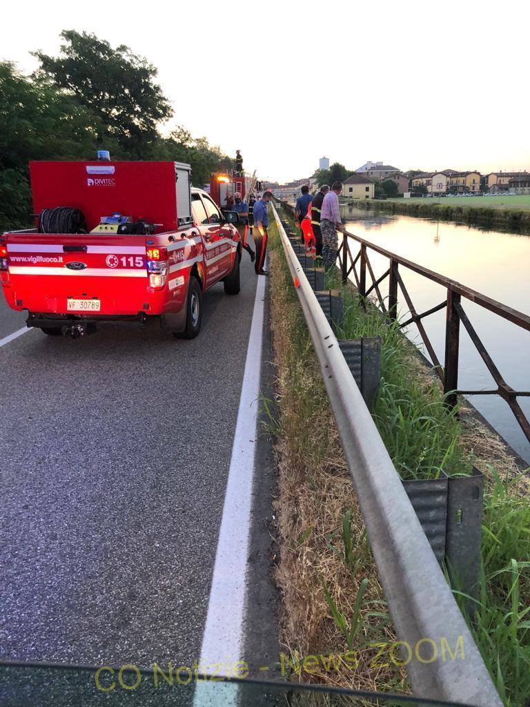 Prima Pagina - La donna annegata a Vermezzo è di Cesano Boscone 26/06/2021