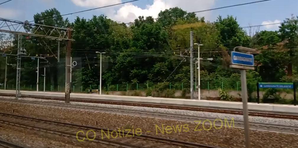 peperoncino Garbagnate Milanese - Arrestato con il peperoncino, l'ubriaco in stazione e al parco 23/06/2021