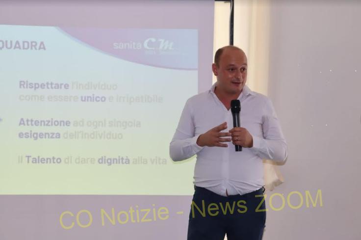 c.m. service srl Piemonte - C.M. Service srl, eccellenza per le case di riposo, premiata a Roppolo 27/06/2021