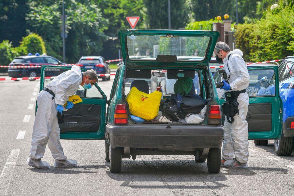 baggio Milano - Baggio. Arrestata la moglie del commesso ucciso in via Amantea 12/06/2021