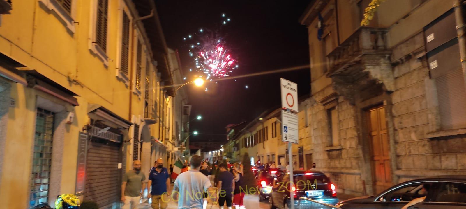 Milano provincia - Campioni d'Europa! Magenta 12/07/2021
