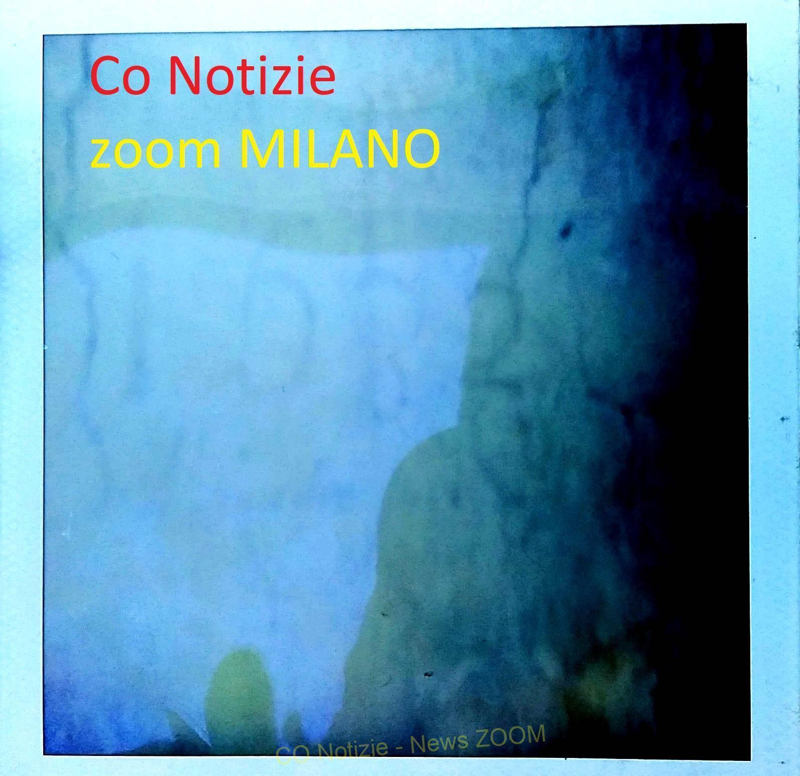Milano provincia - Compare una scritta 'misteriosa' nella Cascina Fiandrina. Soriano di Corbetta. 09/07/2021